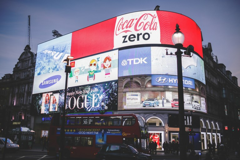 advertising and PR internships in the uk