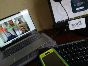 Staff Corner_working remotely