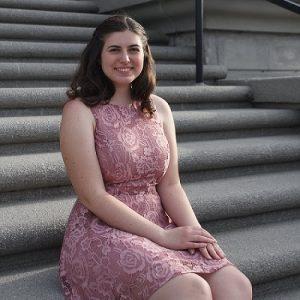 Brie Brullo - Graduate Intern